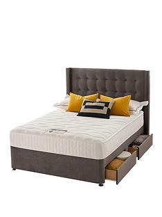 silentnight-isla-velvet-1000-memorynbspdivan-bed-with-headboard-andnbspstorage-options