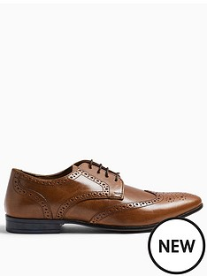 topman-bedd-leather-brogues--nbsptan