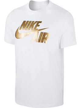 nike-air-preheat-tee-whitegold