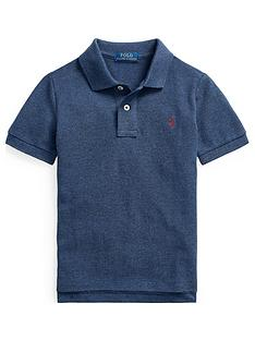 ralph-lauren-boys-classic-short-sleeve-polo-blue-heather