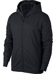 nike-dry-zip-up-hoodie-dark-grey