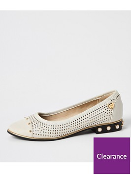 river-island-perforated-studded-ballet-shoes-cream