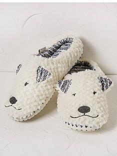 fatface-polar-bears-felt-mule-slipper