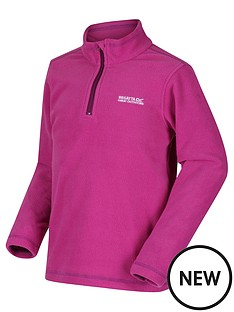regatta-regatta-kids-hot-shot-ii-half-zip-fleece