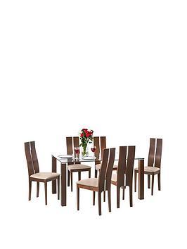 julian-bowen-set-of-cayman-table-6-cayman-chairs