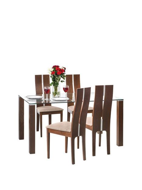 julian-bowen-set-of-cayman-table-4-cayman-chairs