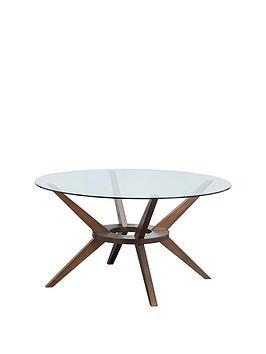 julian-bowen-chelsea-120nbspcm-round-glass-top-diningnbsptable