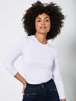 mint-velvet-crew-neck-long-sleeve-top-white