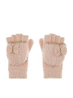 monsoon-girls-poppy-fluffy-sparkle-capped-gloves-pink