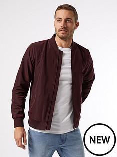 burton-menswear-london-core-bomber-jacket--nbspburgundy