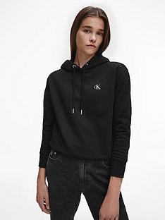 calvin-klein-jeans-embroidered-pullover-hoodie-black
