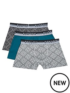 burton-menswear-london-3-pack-trunks-multi