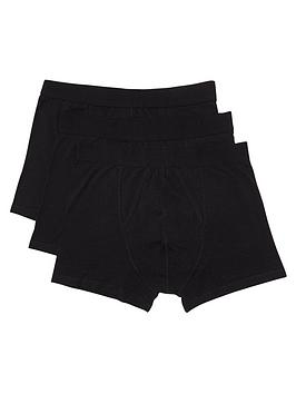 burton-menswear-london-3-pack-trunks-black