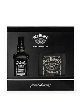 jack-daniels-no-7-miniature-and-hip-flask-gift-set