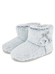 accessorize-supersoft-slipper-boots-grey