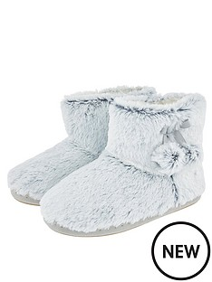 accessorize-supersoft-slipper-boots-grey