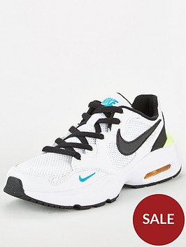 nike-air-max-fusion-junior-trainers-whiteblack