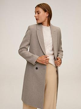 mango-wool-double-breasted-formal-coat-brown