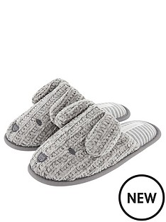 accessorize-doggy-mule-slippers-grey