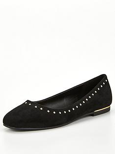 v-by-very-lexi-studded-ballerina-shoes-black