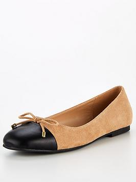 v-by-very-lilly-toe-cap-ballerina-shoes-taupe