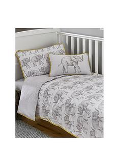 samantha-faiers-little-knightleys-by-samantha-faiers-elephant-trail-cot-bed-duvet-cover-set-includes-pillowcase