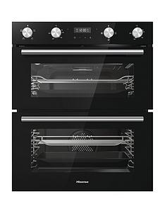 hisense-bid75211bguk-60cm-built-under-double-oven-black