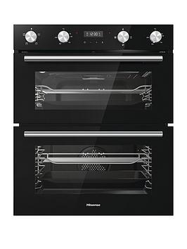 hisense-bid75211bguk-60cm-built-under-double-oven-black