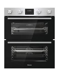 hisense-bid75211xuk-60cm-built-under-double-oven-stainless-steel