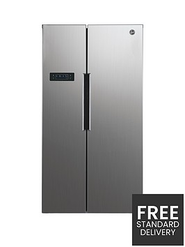 hoover-hhsbso-6174xk-total-no-frost-side-bynbspside-fridge-freezer-stainless-steel