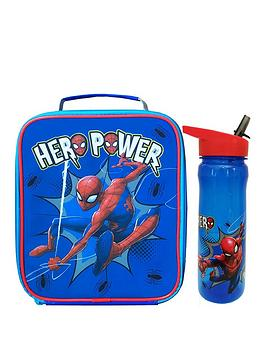 spiderman-hero-power-lunch-bag-amp-bottle