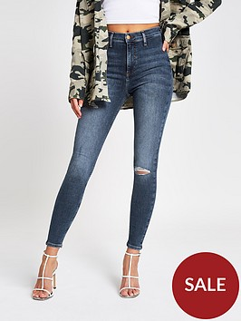 river-island-kaia-high-waist-ripped-jegging-mid-wash