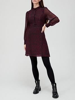 v-by-very-satin-shirt-dress-printnbsp