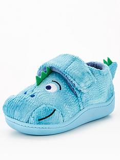v-by-very-dinosaur-slipper-blue