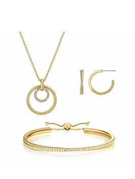 buckley-london-cleo-earring-pendant-and-bracelet-jewellery-gift-set-with-free-gift-bag