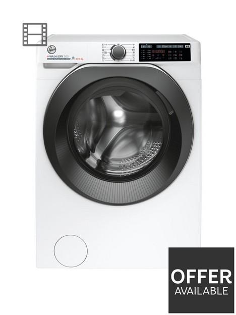 hoover-h-wash-500-hd-4106ambcb1-80nbsp106kgnbsp1400-spin-washer-dryer--nbspwhite