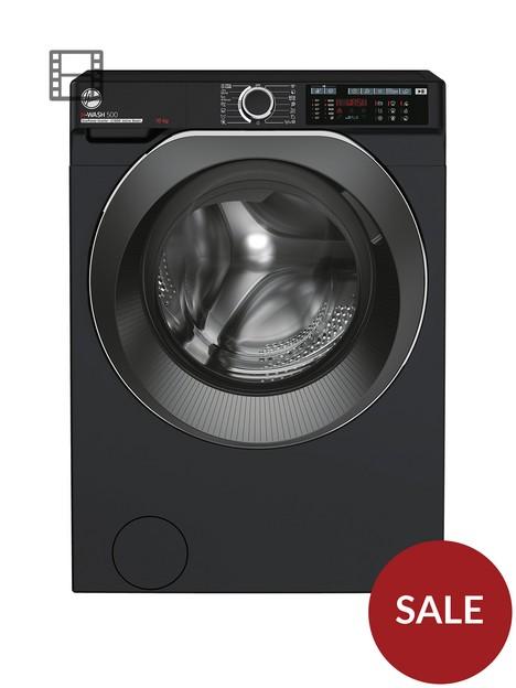 hoover-h-wash-500-hw-610ambcb1-80nbsp10kg-load-1600-spin-washing-machine-black