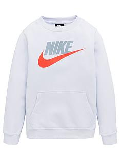 nike-boys-nsw-club-hbr-crew-white