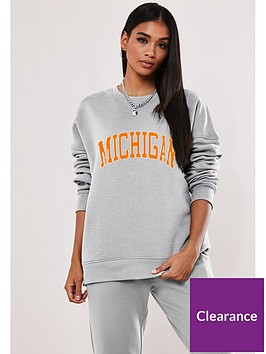 missguided-missguidednbspmichigan-graphic-sweatshirt-grey