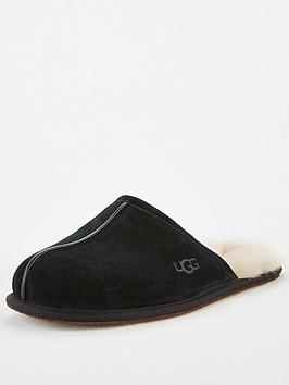 ugg-scuff-suede-sheepskin-lined-slippers