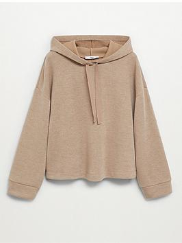 mango-basic-hoodie-light-brown