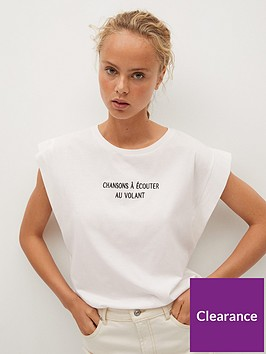 mango-slogan-padded-t-shirt-natural