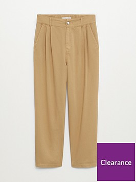 mango-straight-leg-cropped-trouser
