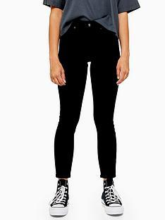 topshop-tall-jamie-jeans-black