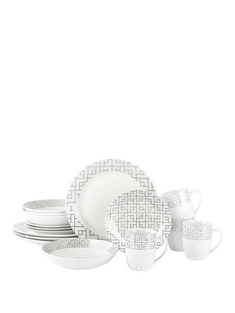 waterside-16-piece-glitz-geo-dinner-set