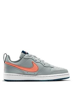 nike-court-borough-low-2-junior-trainers-greypink