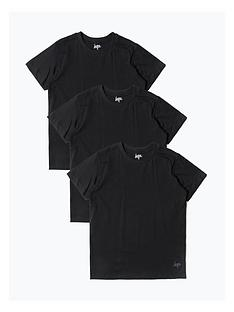 hype-boys-three-pack-short-sleeve-t-shirt-black