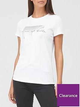 v-by-very-foil-est-belle-slogan-t-shirt-white