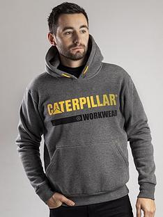 caterpillar-catnbspworkwear-essential-logo-hoodie-greynbsp