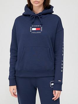 tommy-jeans-flag-logo-hoodie-navy